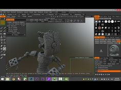 Coat tutorial : How to add your own Smart Materials Animation Tutorial, 3d Animation, Zbrush, 3d Coat, Smart Materials, Video Editing, Sculpting, Tutorials, Ads