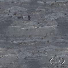 Black Meteorite Satin Granite - Kitchen Countertop Ideas