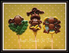 Monkey Chocolate Pops  www.facebook.com/sweetmomentsintime