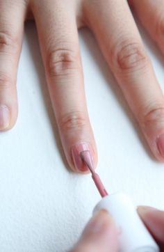 How to give yourself a professional-quality manicure at home