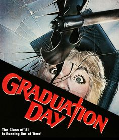Poster Art for Graduation Day