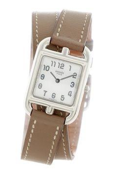 Hermes Women's Cape Cod Wrap Watch