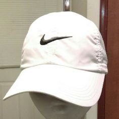 Nike Adjustable Hat Nice hat great condition adjustable with velcro. Said Nike golf on the back. Very pretty on. Nike Accessories Hats