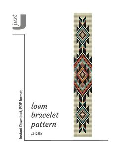 bead embroidery patterns on fabric Native Beading Patterns, Bead Crochet Patterns, Seed Bead Patterns, Jewelry Patterns, Weaving Patterns, Knitting Patterns, Mosaic Patterns, Art Patterns, Embroidery Patterns