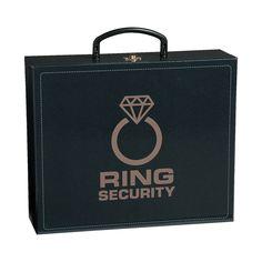 Ring Bearer's Security Case -OrientalTrading.com