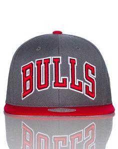 Mitchell And Ness Chicago Bulls Classic Nba Snapback Cap Multi-Color 0 | Sport Snapback Hats
