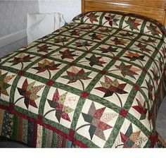 Amish Quilts | home cabinetry quilts faq contact about autumn splendor quilt