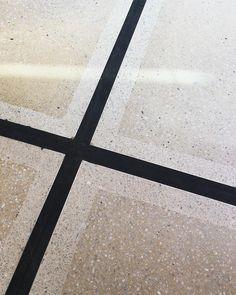 Amsterdam central station - Terrazzo flooring #terrazzo