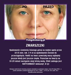 NIEZWYKŁY TRIK NA ZMARSZCZKI MIMICZNE! Beauty Care, Diy Beauty, Face Care, Skin Care, Beauty Habits, Face Massage, Les Rides, Natural Cosmetics, Young Living Essential Oils