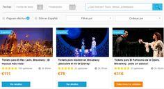 #Musicales de #Broadway, echa un vistazo a los espectáculos disponibles en #NuevaYork. http://www.nuevayork.travel/entretenimiento/musicales-de-broadway/ #turismo #viajar #NewYork #NYC