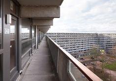 reabilitare locuințe colective moderniste. Amsterdam