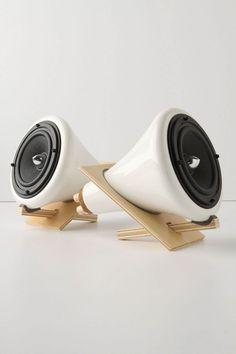 ceramic speakers | joey roth $498