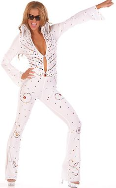 Awesome Elvis costume from 3wishes.com Mardi Gras Costumes 26f310e1b