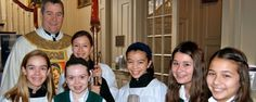 You've probably never been on a tour of a Catholic school quite like this