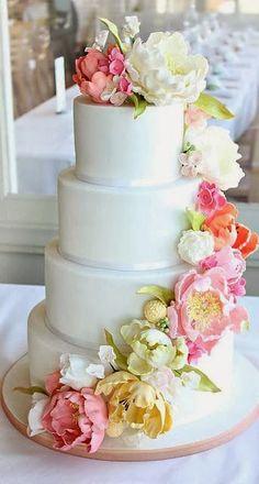 Mother of the Bride - Blog de Casamento e Dicas de Casamento para Noivas - Por Cristina Nudelman: Bolo de Casamento