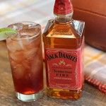 Jack Daniels' Tennessee Fire - It's not game day until you have a The Quarterback Sneak in your hand. Get the recipe. http://www.cheerstothehost.com/recipe/the-quarterback-sneak/