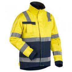 """Winterjacke """"4068"""" Multinorm - BLAKLÄDER® #Blåkläder #winterjacke #multinorm #multinormjacke"""