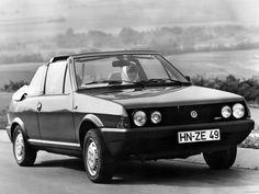 Fiat ritmo cabrio 1982 1985