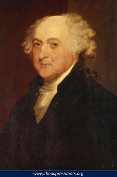 2nd US President John Adams