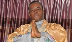 Rev. Fr. Ejike Mbaka the spiritual director Adoration Ministry Enugu has come under attack by Nigerians over his 2019 prophecies.  Mbaka in his new year message had declared that Buhari would be totally disgraced if he takes a shot at the presidency after his current tenure.  Some Nigerians who seem not to have forgotten the preachers support for Buhari in 2015 elections have asked him to stop politicising and face the word of God.  At the same pulpit three years ago he had prophesied that…