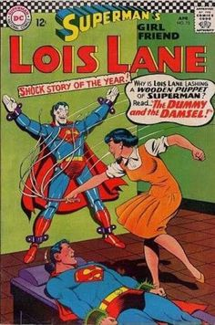 Superman's Girlfriend Lois Lane