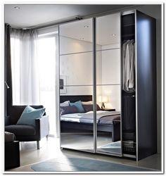 Mirror Design Ideas Awesome Wardrobe Doors Ikea