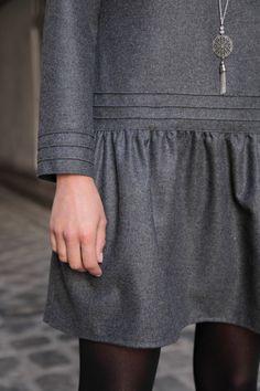 Petite sélection inspiration couture : les plis. Sélectionné par Mercerie…