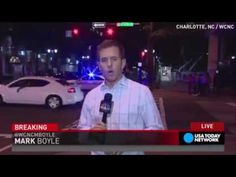 Officials  Charlotte civilian on life support