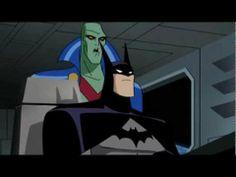 Batman vs The Martian Manhunter
