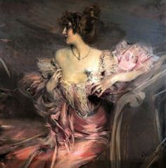 """Portrait of Marthe de Florian, by Giovanni Boldini, ca. 💖💖💖 This portrait was one of the treasures discovered in Marthe de Florian's Parisian…"" Giovanni Boldini, Parisian Apartment, Paris Apartments, French Apartment, York Apartment, Belle Epoque, Georges Clemenceau, Frozen In Time, Edgar Degas"