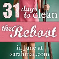 Encouraging Challenges: The Monthe After 31 Days to Clean