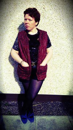 tweed style pocket waistcoat £35 -   https://marketplace.asos.com/listing/jackets/tweed-style-longline-waistcoat/1232366