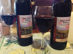 Four Leaves Winery. Durango, CO