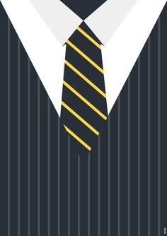 Suit & Tie (The Wolf of Wall Street) - Leonardo Dicarpio's Movies by Zi Wei Tan