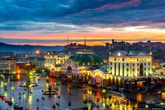 thebeautyofrussia:  Krasnoyarsk, Russia by Gelio (Stepanov Slava)