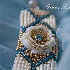 #браслетручнойработы #брошьручнойвышивки #beads #handmade