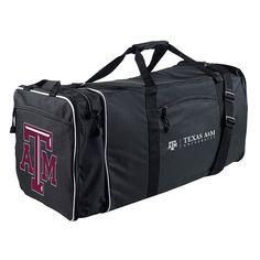 Texas A&M Aggies Steal Duffel Bag, Black