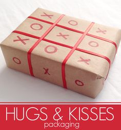 Hugs and Kisses Packaging