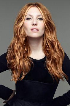 Risultati immagini per hair contouring 2015 Layerd Hair, Red Hair Model, Hair Contouring, Red Hair Woman, Brunette Highlights, Tips Belleza, Ginger Hair, Summer Hairstyles, Balayage Hair