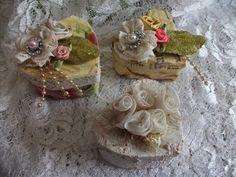# linha casamento caixa coração vintage feito com caixa de leite ♥ - YouTube
