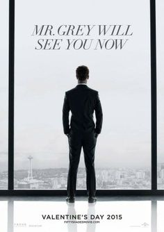 Fifty Shades of Grey movie!!!! Valentine's Day 2015