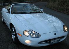 1997 Jaguar XK XK8 Clean Low miles Jaguar XK8 Roadster Fully Loaded XJ XK XF Great color combo Auto