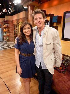 On the Rachel Ray show
