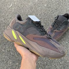38e5a3f5b63 Dope quality Perfect purchase Yeezy 700 Wave Runner Mens size 11.5 Free  shipping  fashion
