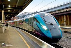 [UK] Good to go: TransPennine Express Nova 1 enters commercial service – Railcolor News Uk Rail, Network Rail, Corporate Identity Design, British Rail, Electric Train, Speed Training, Rolling Stock, Diesel Locomotive, Train Tracks