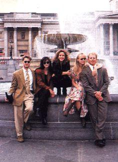 Old School Beverly Hills 90210