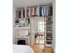 Il est nécessaire de se l'avouer: un dressing parfaitement aménagé, on en rêve tous ! Hélas, nos petits appartements nous permettent rarement d'accueillir une telle pièce. Or, il existe de...