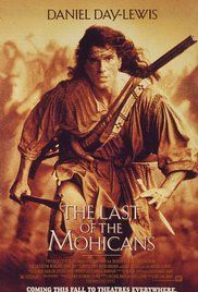 The Last of the Mohicans Poster