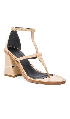 99899e691b50 Shop for Tibi Chloe Sandal in Nude at REVOLVE. Free 2-3 day shipping