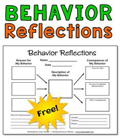 Best classroom management tool ever! This free Behavior Reflections graphic organizer from Laura Candler is a great way to teach kids to accept responsibility for their choices. Library Lesson Plans, Library Lessons, Marketing Strategies, Marketing Plan, Business Marketing, Content Marketing, Internet Marketing, Digital Marketing, Behavior Interventionist